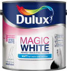 Dulux Magic White Matt Pure Brilliant White